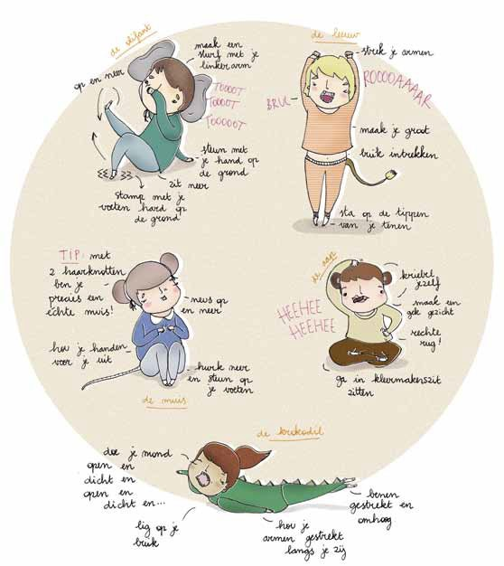 yoga met je kind